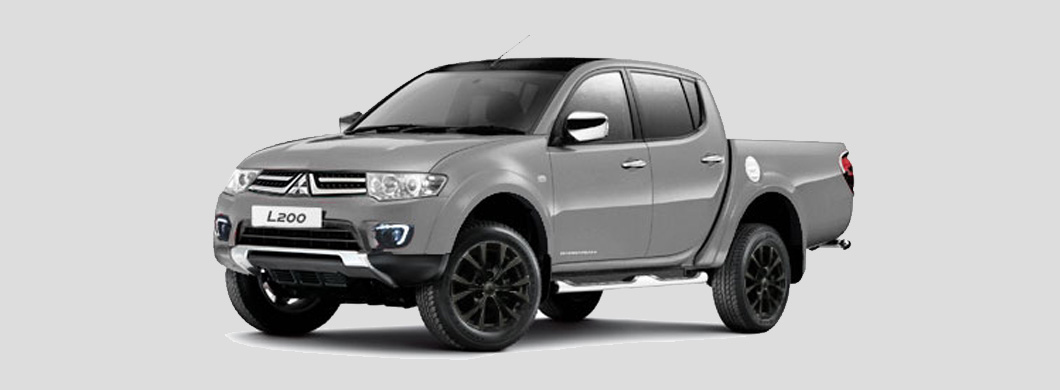 New Mitsubishi L200 Warrior Barbarian Grimsby Nunns